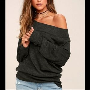 Free People We The Free Palisades Sweater Medium